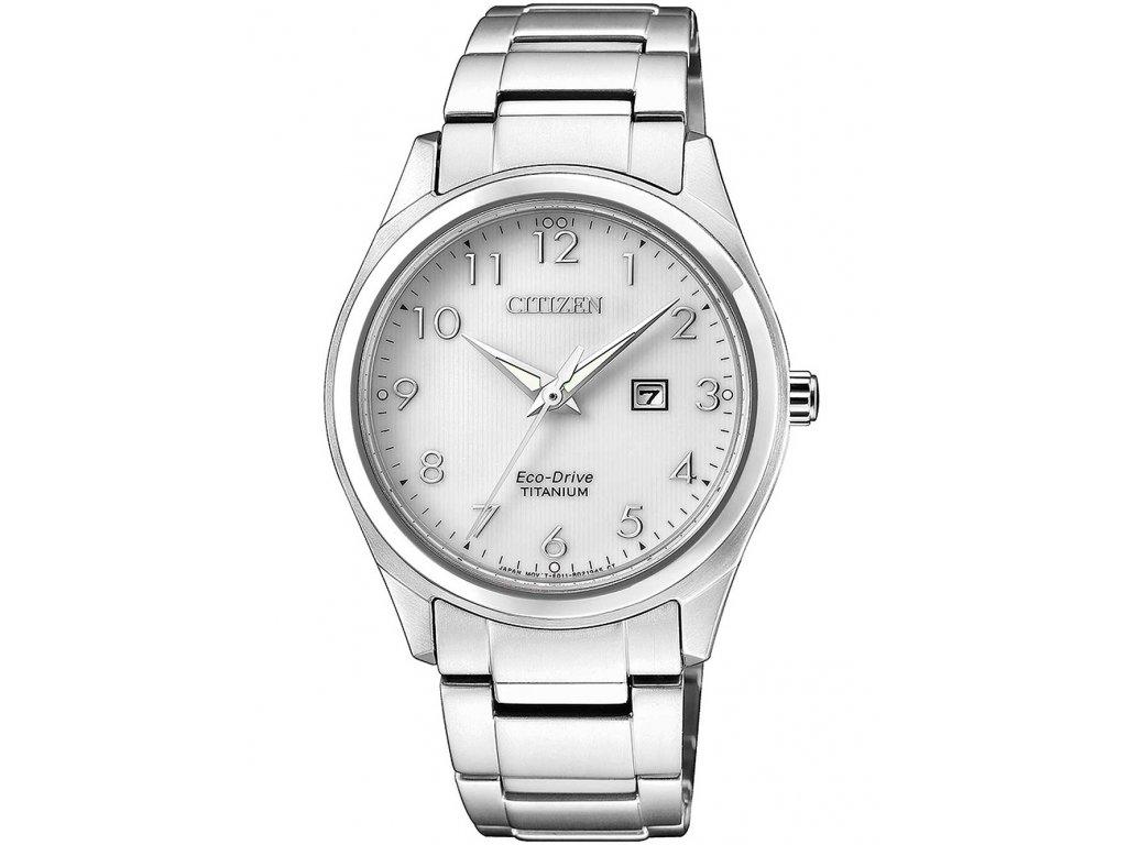 Dámské hodinky Citizen EW2470-87A Eco-Drive Super Titanium