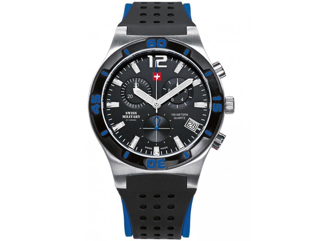 Pánské hodinky Swiss Military  SM34015.08