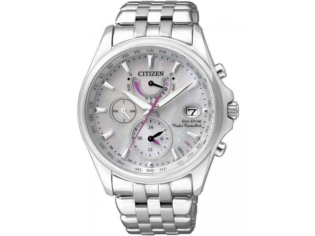 Dámské hodinky Citizen FC0010-55D Eco-Drive
