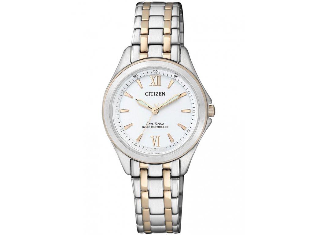 Dámské hodinky Citizen ES4024-52A Eco-Drive