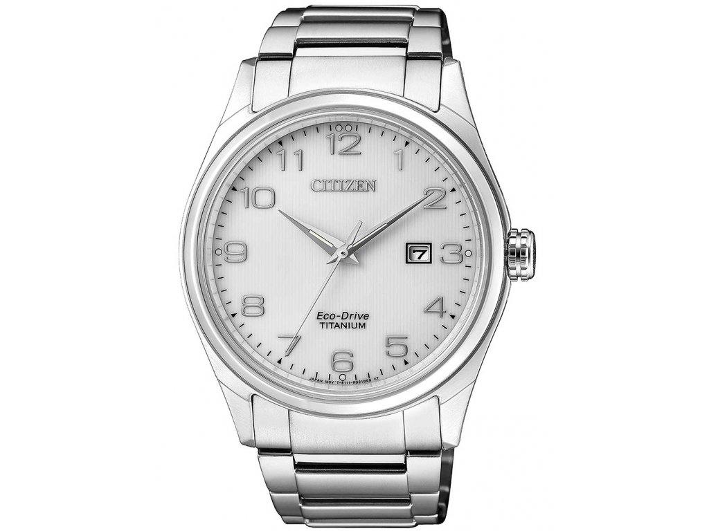Pánské hodinky Citizen BM7360-82A Eco-Drive Super Titanium