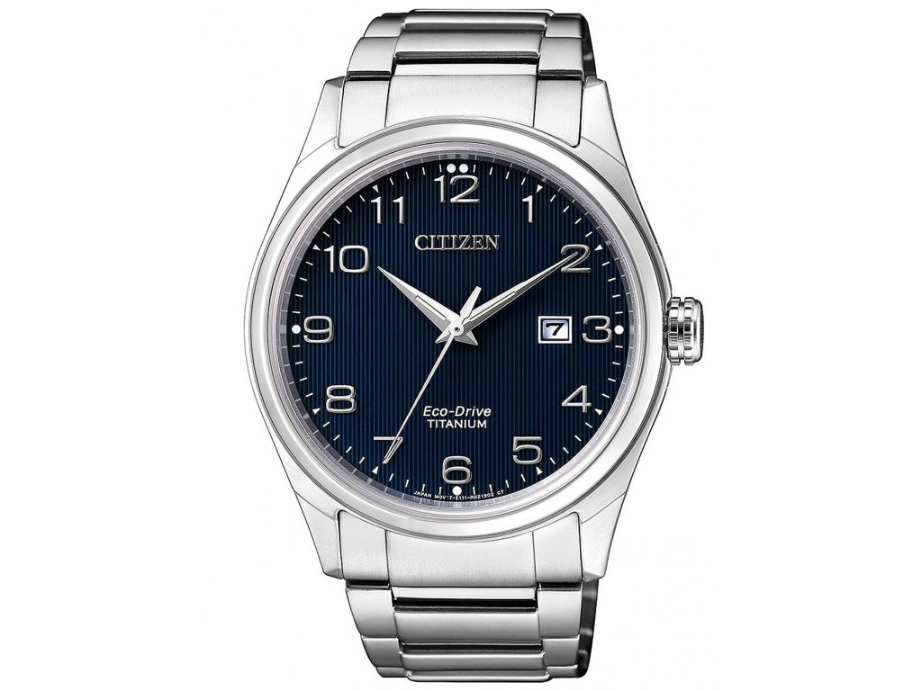 Pánské hodinky Citizen BM7360-82M Eco-Drive Super Titanium