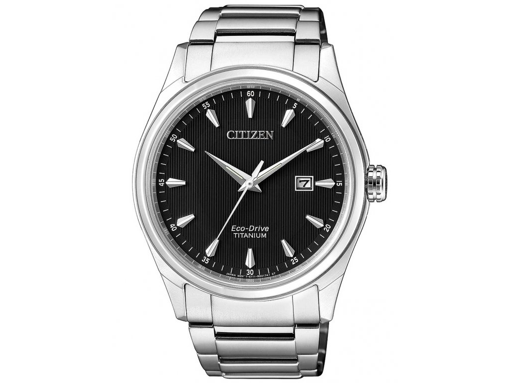 Pánské hodinky Citizen BM7360-82E Eco-Drive Super Titanium