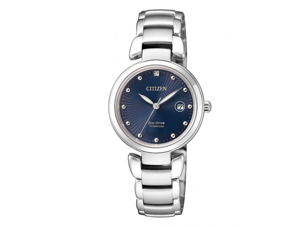 Dámské hodinky Citizen EW2500-88L Titan