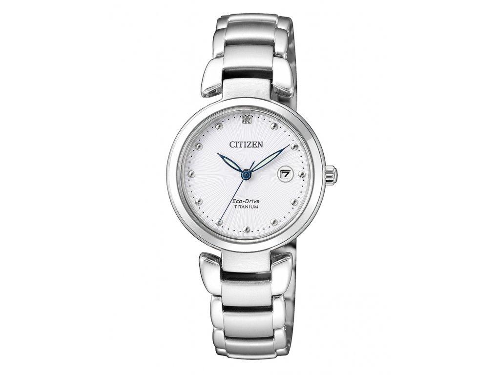 Dámské hodinky Citizen EW2500-88A Titan