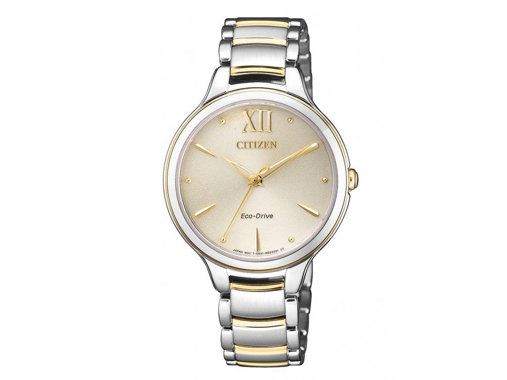 Dámské hodinky Citizen EM0554-82X Elegance