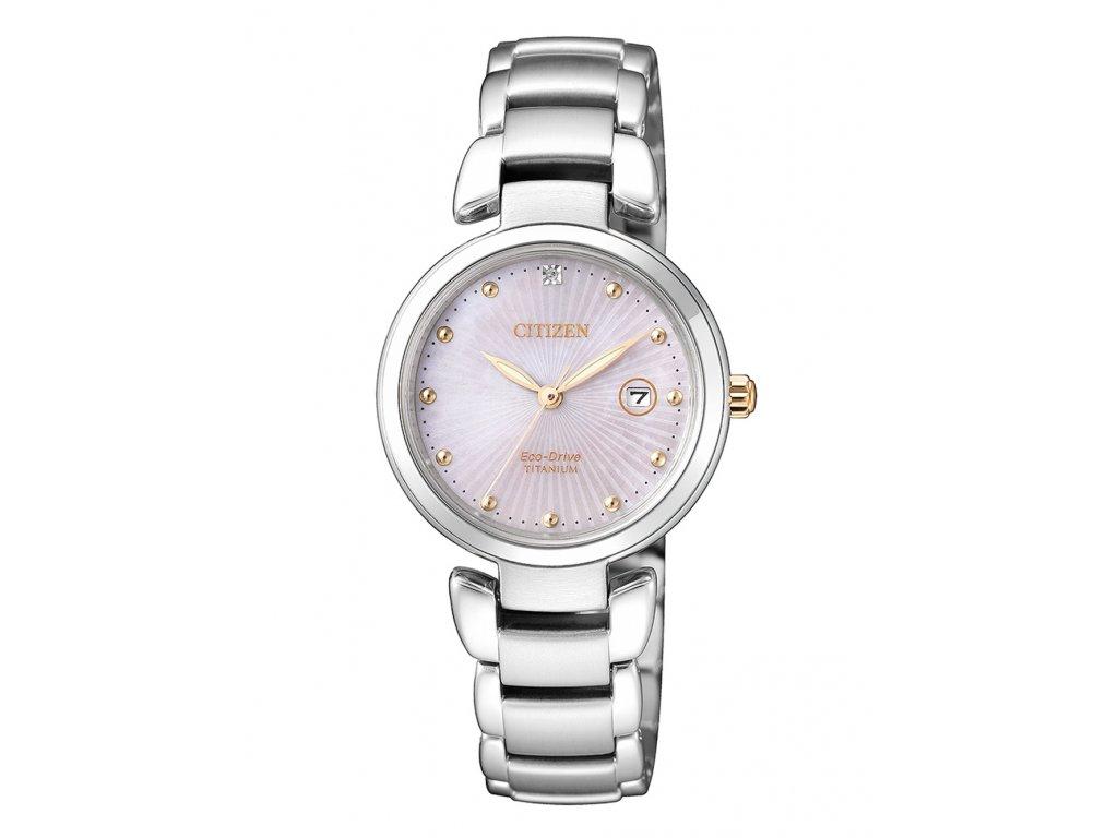 Dámské hodinky Citizen EW2506-81Y Titan