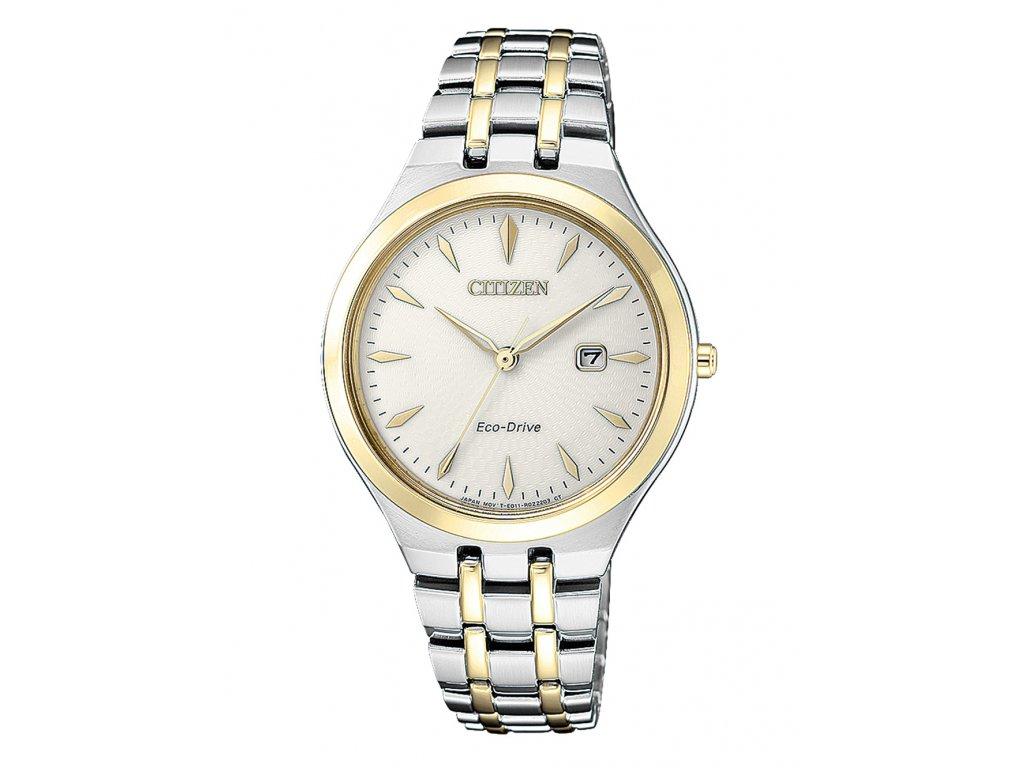 Dámské hodinky Citizen EW2494-89B Elegance