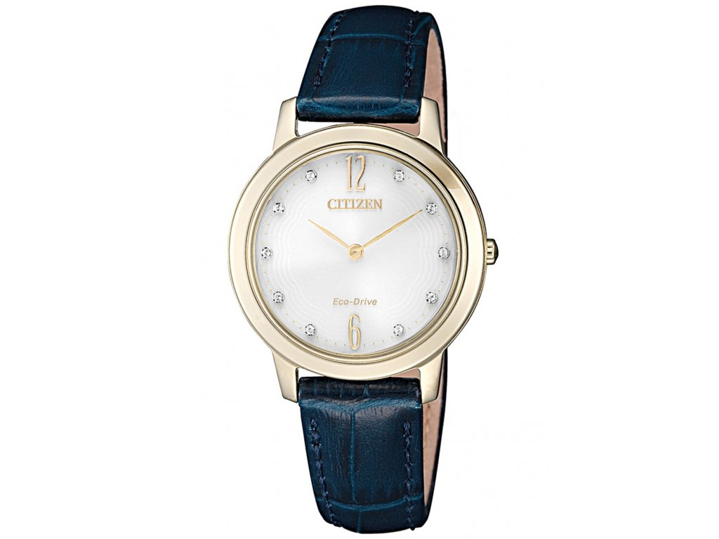 Dámské hodinky Citizen EX1493-13A Eco-Drive