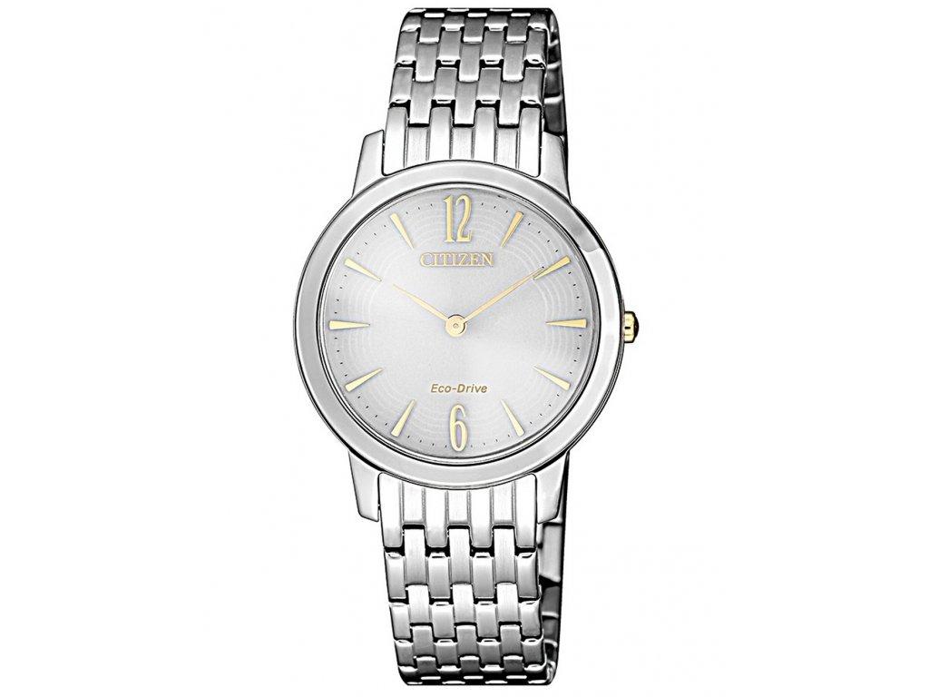 Dámské hodinky Citizen EX1498-87A Eco-Drive