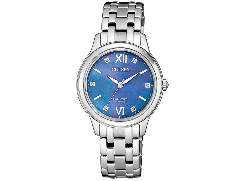Dámské hodinky Citizen EM0720-85N Titan