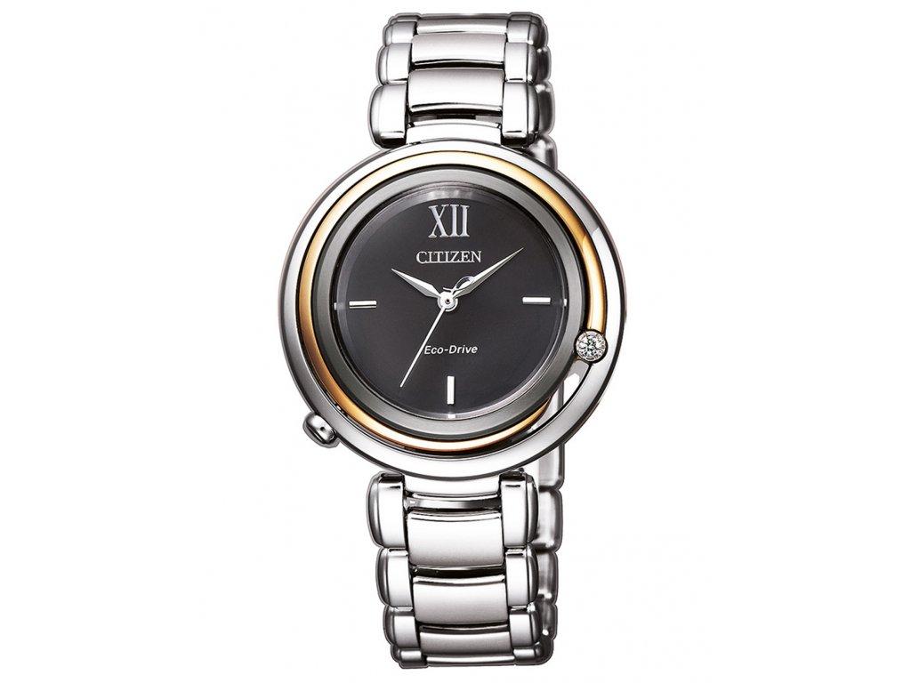 Dámské hodinky Citizen EM0658-87E Elegance