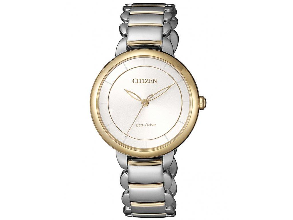 Dámské hodinky Citizen EM0674-81A Elegance