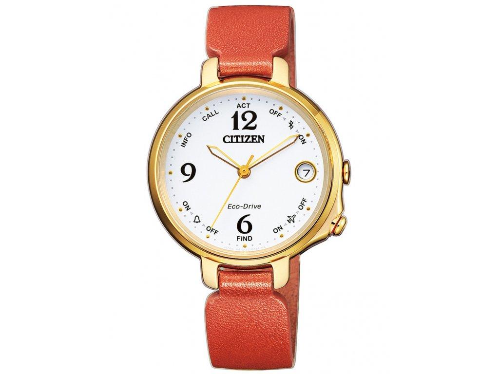 Dámské hodinky Citizen EE4012-10A Bluetooth Smartwatch
