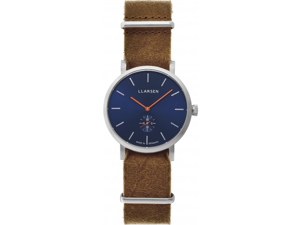 Unisex hodinky LARS LARSEN 132SDO3-CZS22