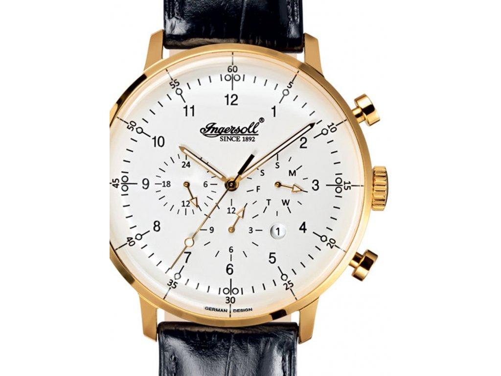 Pánské hodinky Ingersoll Houston IN2816GWH
