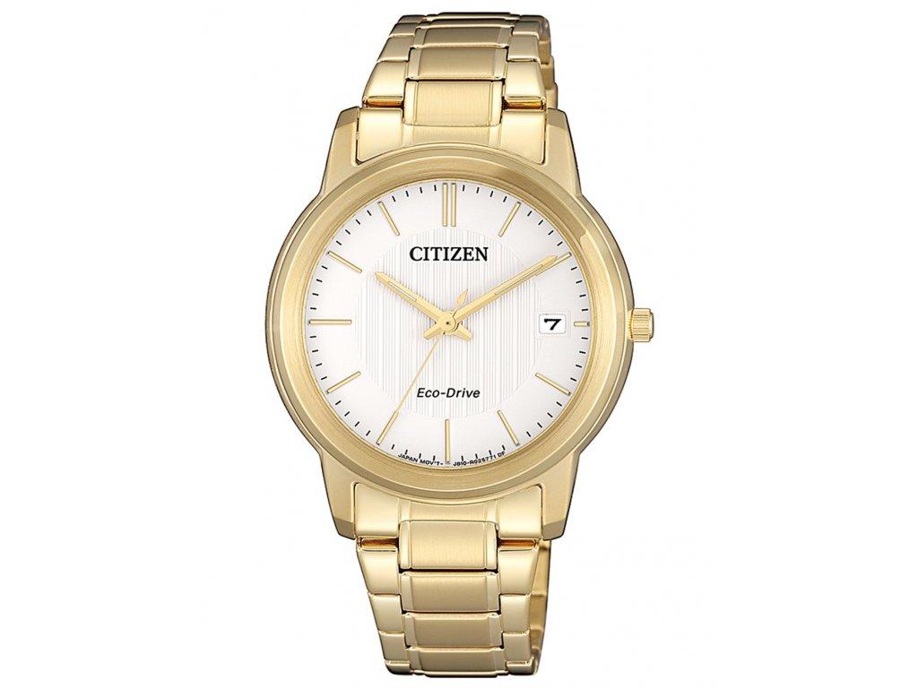 Dámské hodinky Citizen FE6012-89A Eco-Drive Sports