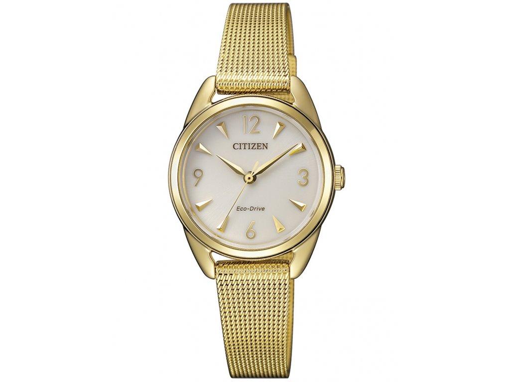 Dámské hodinky Citizen EM0687-89P Eco-Drive Elegance