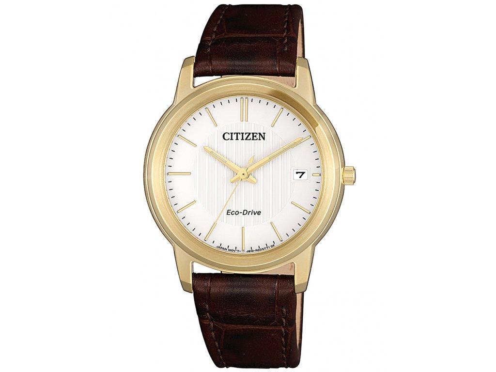 Dámské hodinky Citizen FE6012-11A Eco-Drive