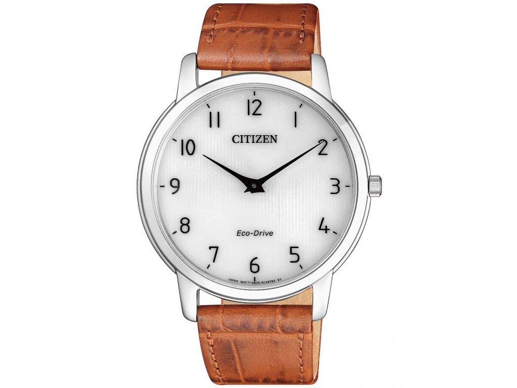 Pánské hodinky Citizen AR1130-13A Eco-Drive Stiletto