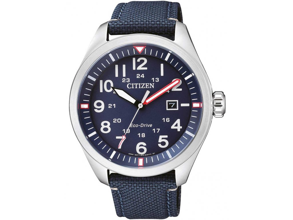 Pánské hodinky Citizen AW5000-16L Eco-Drive