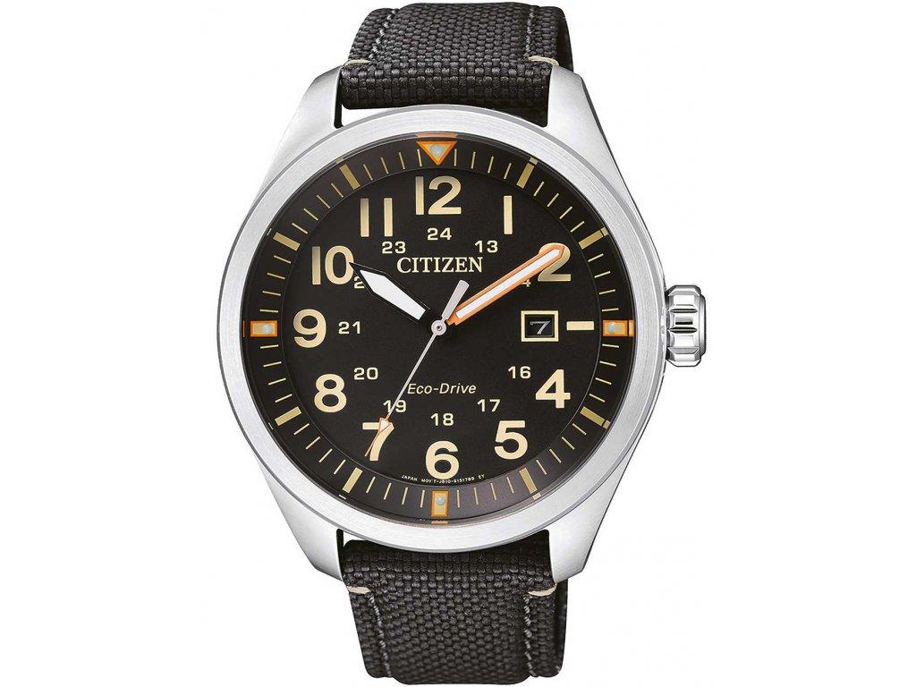 Pánské hodinky Citizen AW5000-24E Eco-Drive