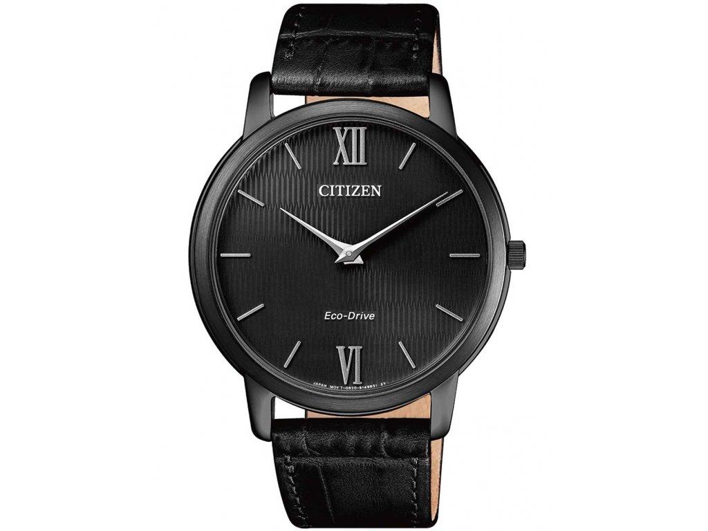 Pánské hodinky Citizen AR1135-10E Eco-Drive Stiletto