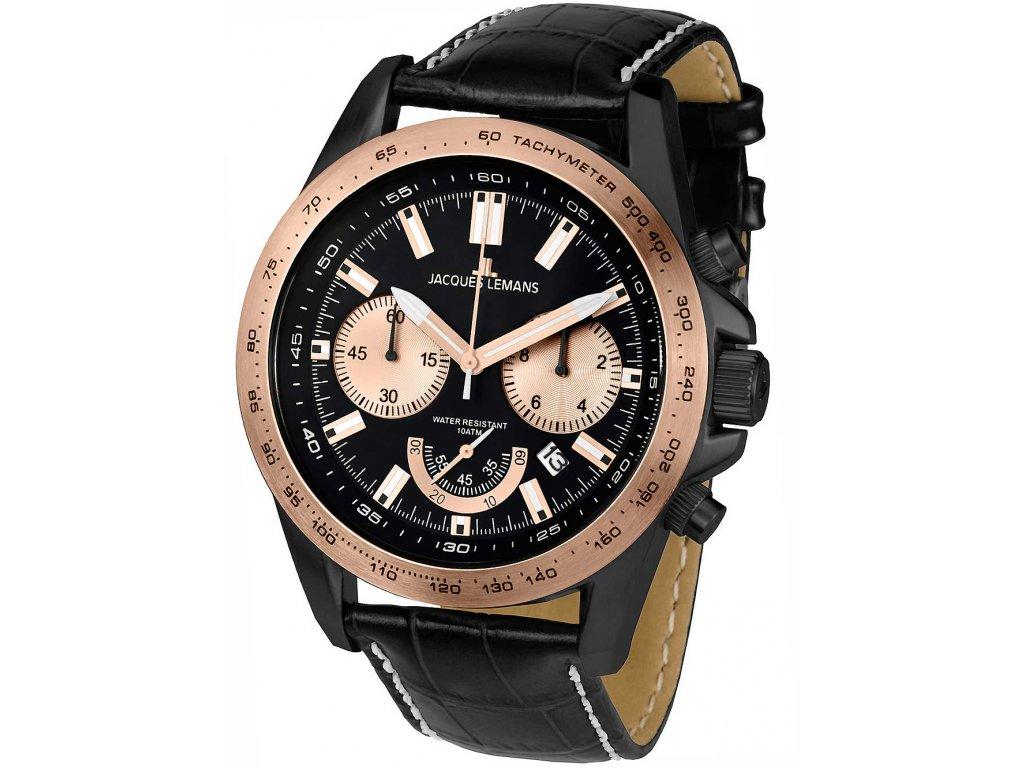 Pánské hodinky Jacques Lemans 1-1756F Liverpool