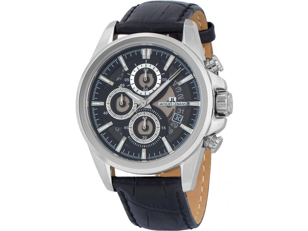 Pánské hodinky Jacques Lemans 1-1847A Liverpool