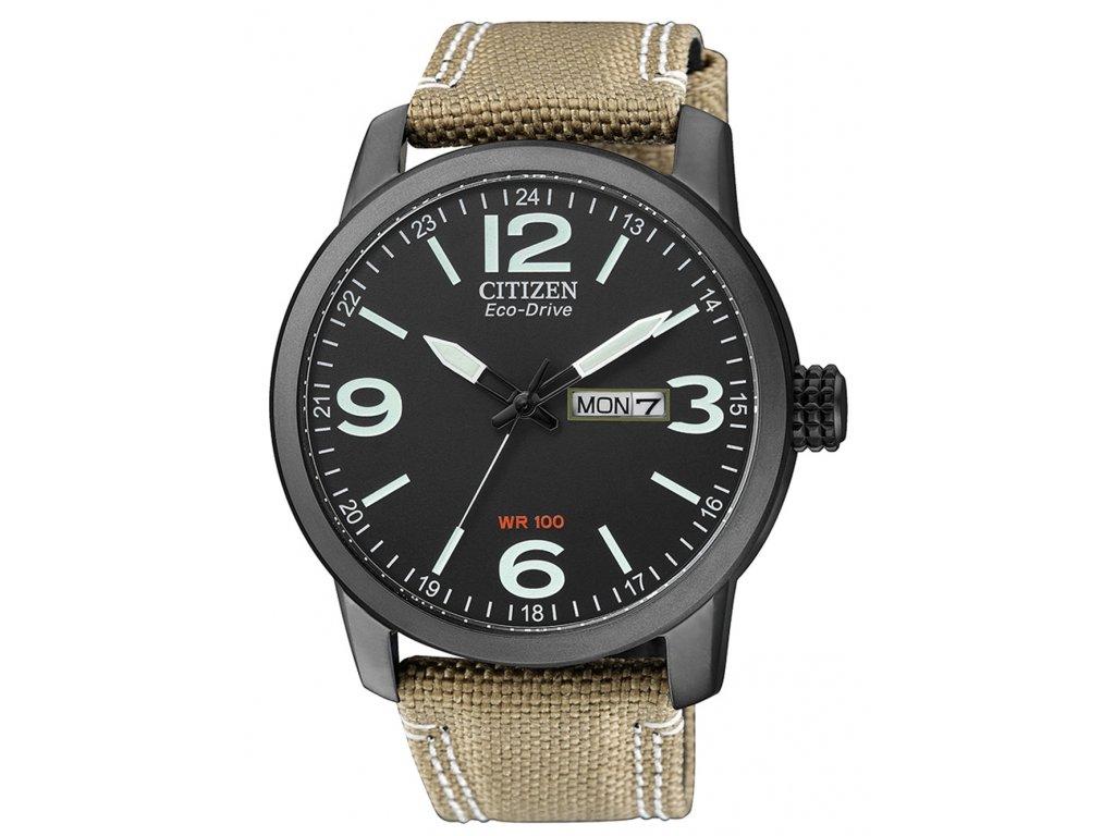 Pánské hodinky Citizen BM8476-23E Eco-Drive