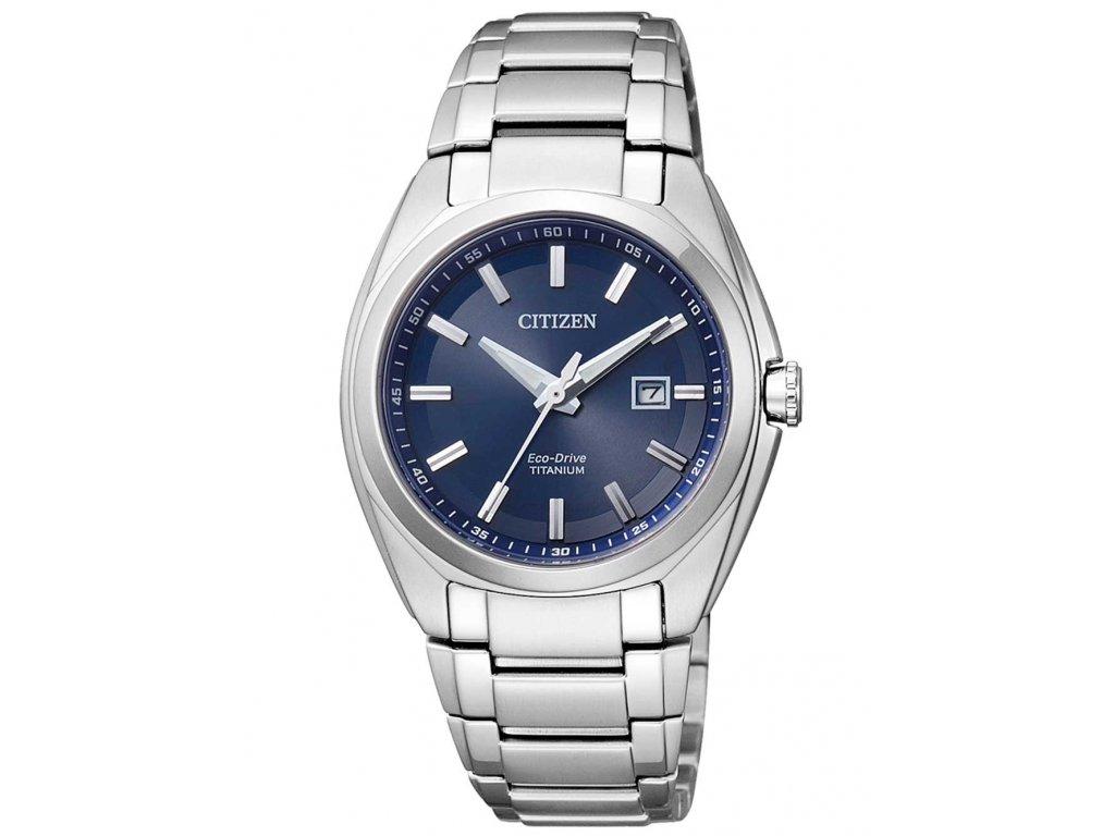 Dámské hodinky Citizen EW2210-53L Eco-Drive Super-Titanium