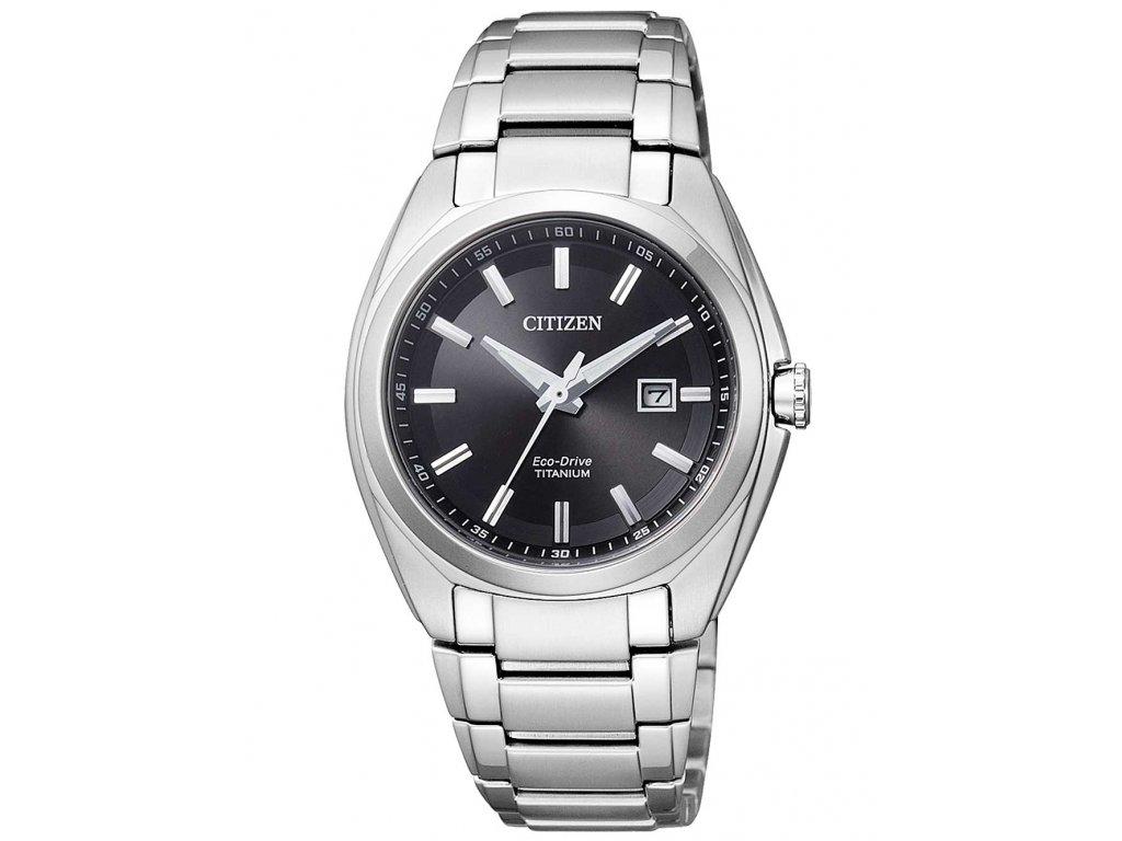 Dámské hodinky Citizen EW2210-53E Eco-Drive Super-Titanium