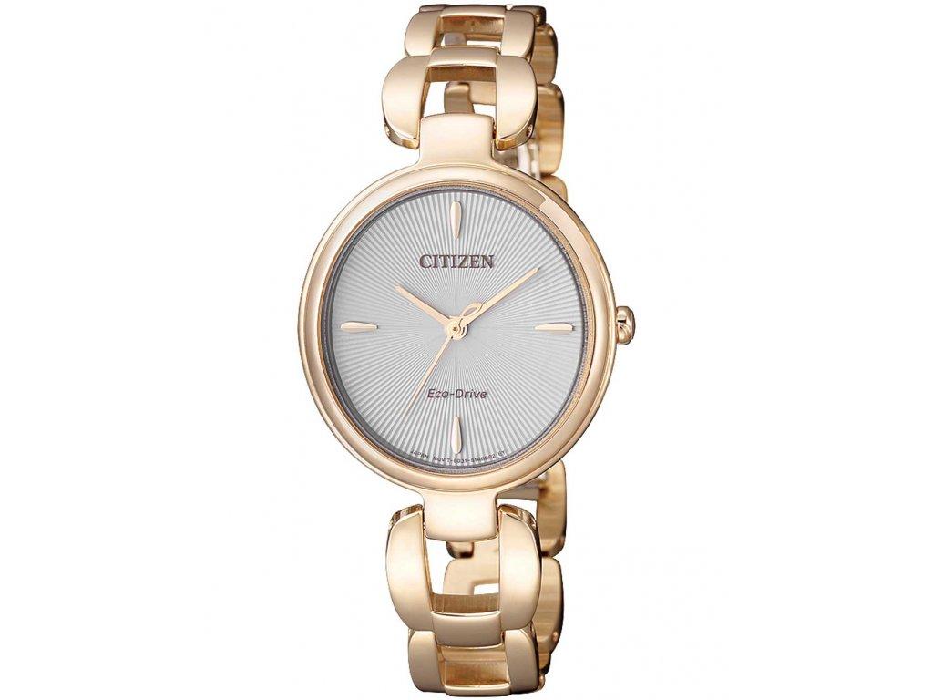 Dámské hodinky Citizen EM0423-81A Eco-Drive