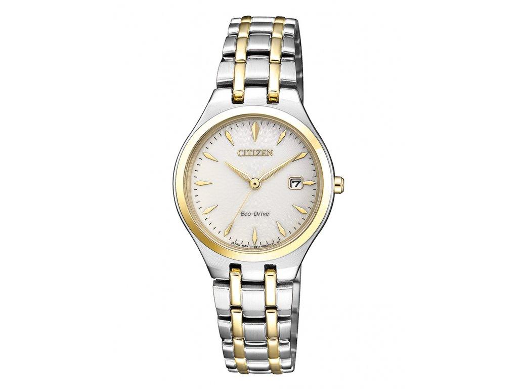 Dámské hodinky Citizen EW2484-82B Elegance