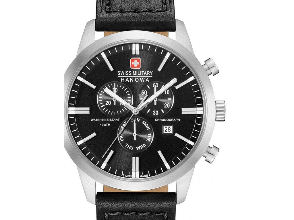 Pánské hodinky Swiss Military Hanowa 06-4308.04.007 Classic