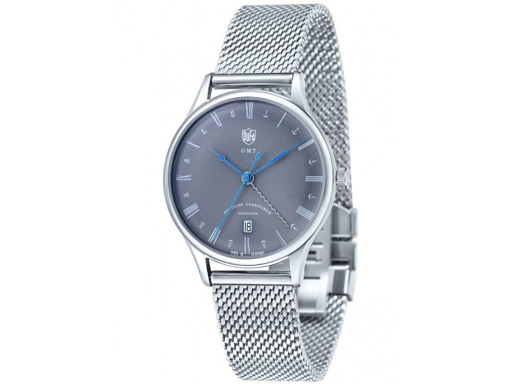 Pánské hodinky DuFa DF-9006-11 Weimar GMT