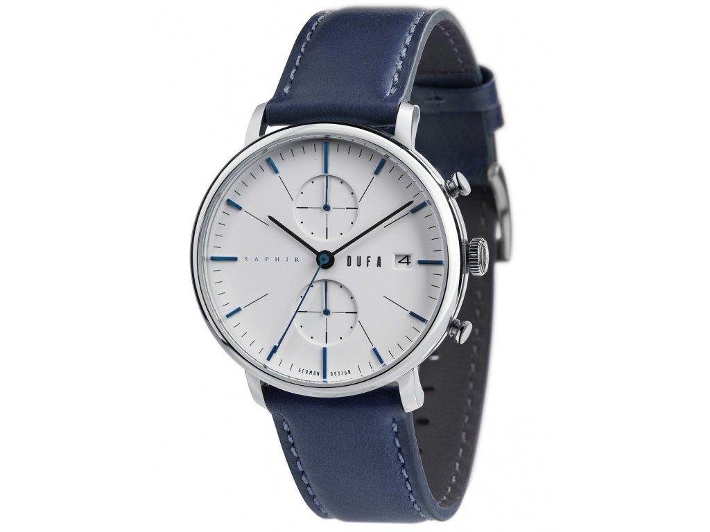 Pánské hodinky DuFa DF-9027-02 Saphir