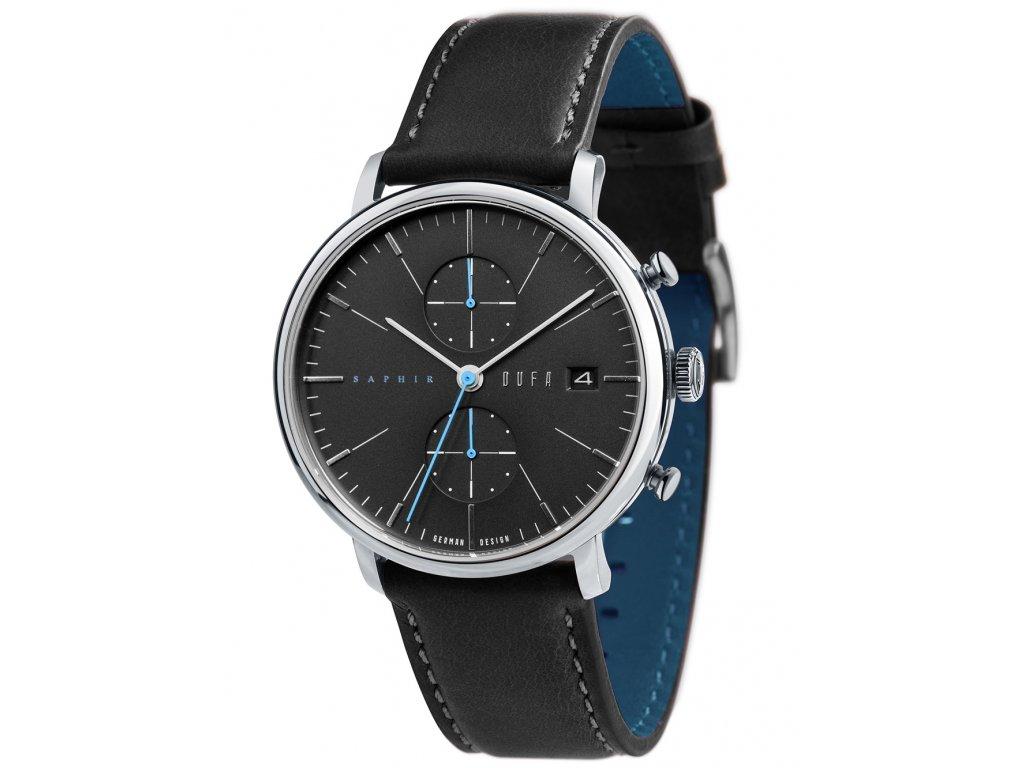 Pánské hodinky DuFa DF-9027-04 Saphir