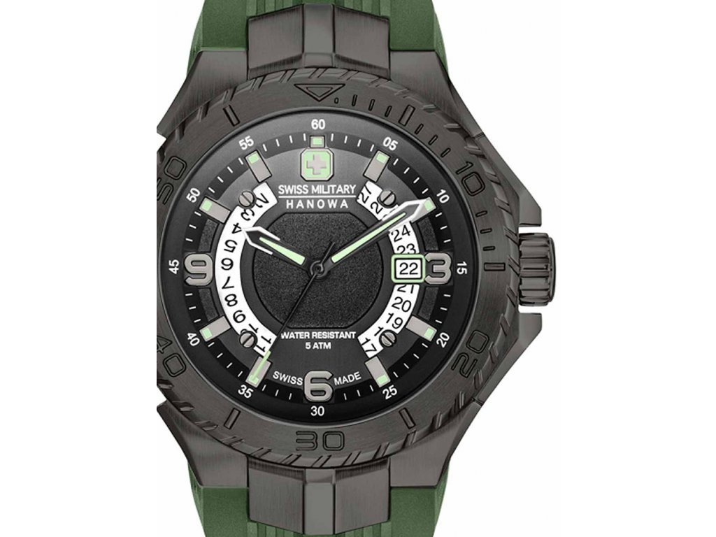 Pánské hodinky Swiss Military Hanowa 06-4327.13.007.06 Seaman