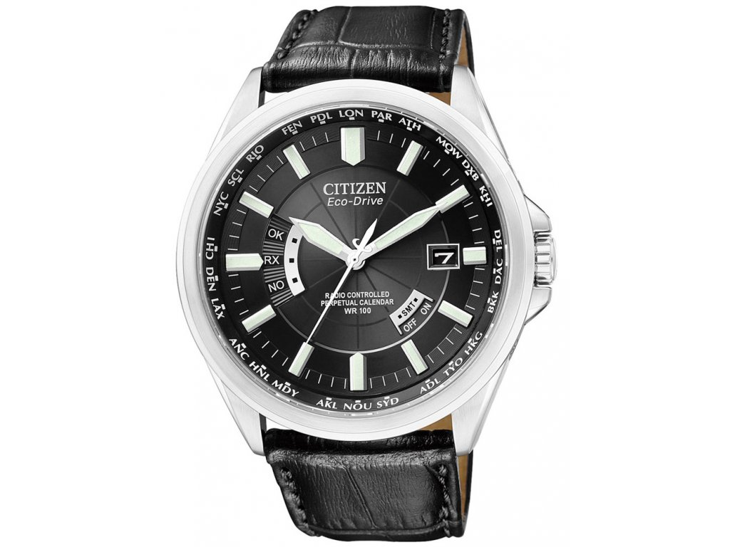 Pánské hodinky Citizen CB0010-02E Eco-Drive