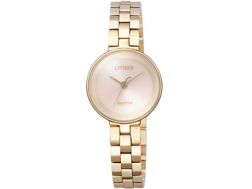 Dámské hodinky Citizen EW5503-59W Eco-Drive