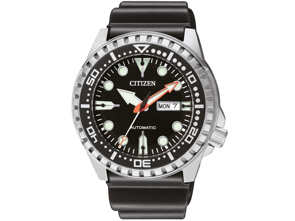 Pánské hodinky Citizen NH8380-15EE Day-Date