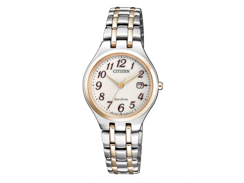 Dámské hodinky Citizen EW2486-87A Elegance