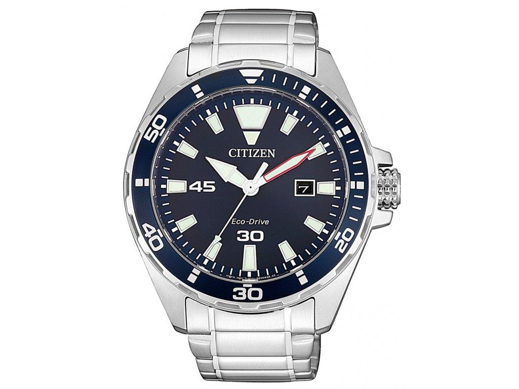 Pánské hodinky Citizen BM7450-81L Eco-Drive