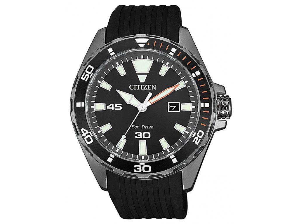 Pánské hodinky Citizen BM7455-11E Eco-Drive