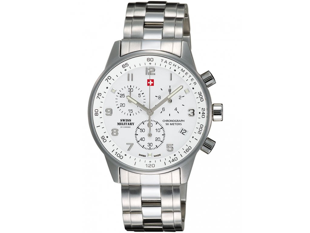 Pánské hodinky Swiss Military SM34012.02