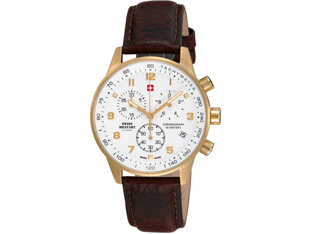 Pánské hodinky Swiss Military SM34012.07