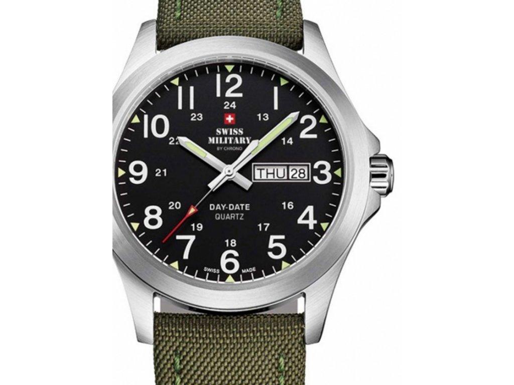 Pánské hodinky Swiss Military SMP36040.05
