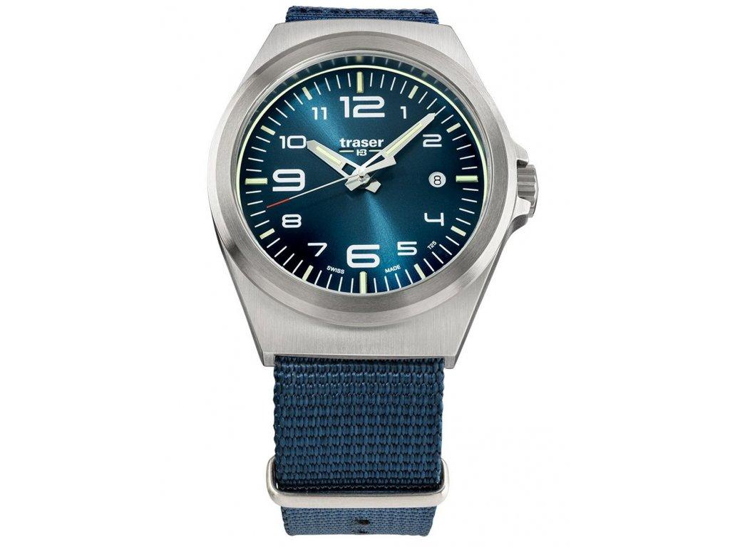 Pánské hodinky Traser H3 108216 P59 Esssential M Blue
