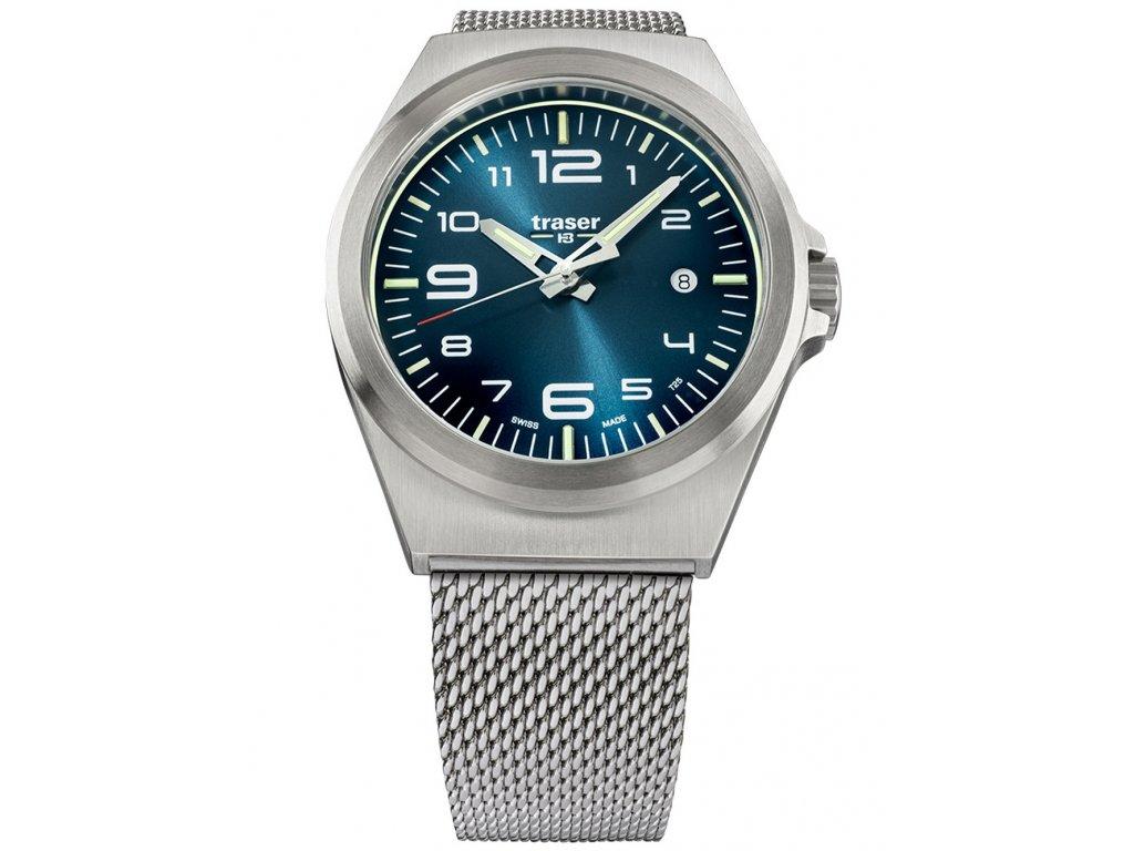 Pánské hodinky Traser H3 108205 P59 Esssential M Blue